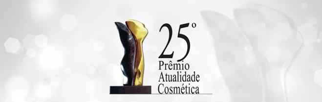 premio atualidade cosmética
